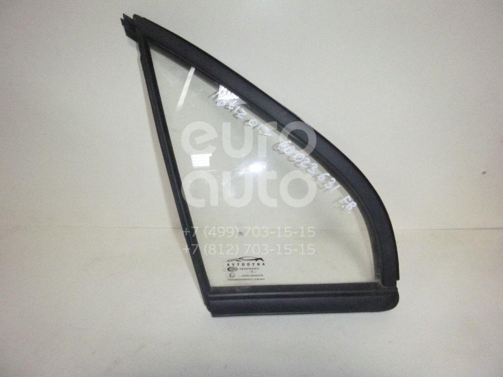 Стекло двери передней правой (форточка) для Daewoo Matiz 2001>;Matiz (KLYA) 1998> - Фото №1