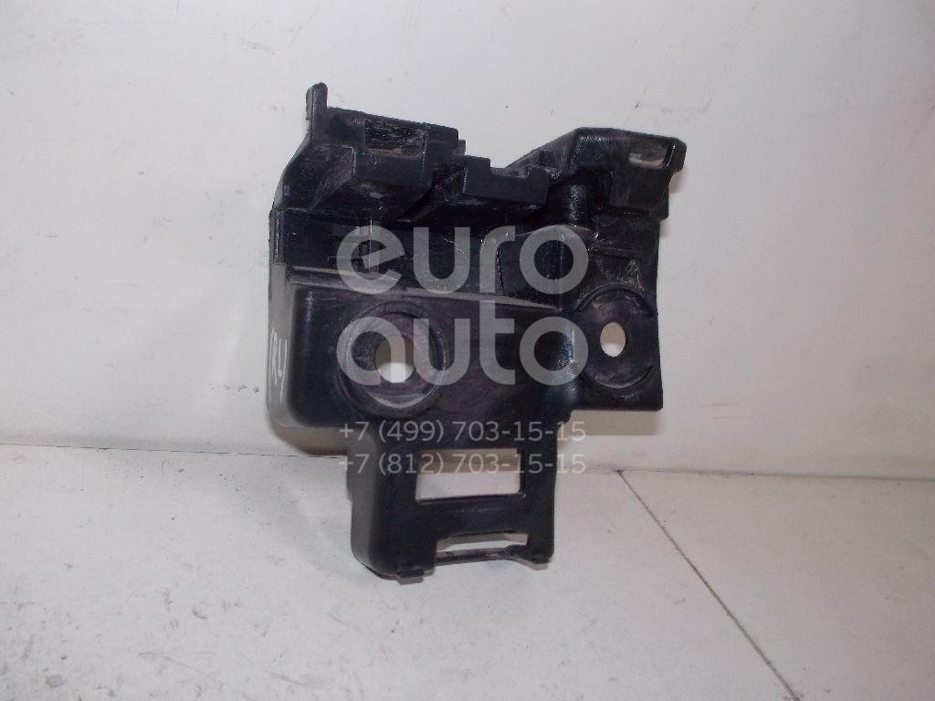 Направляющая заднего бампера правая для VW Golf VI 2009-2013 - Фото №1