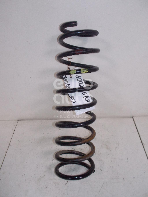 Пружина передняя для Chevrolet Matiz 2001>;Matiz (KLYA) 1998>;Spark 2005-2011 - Фото №1