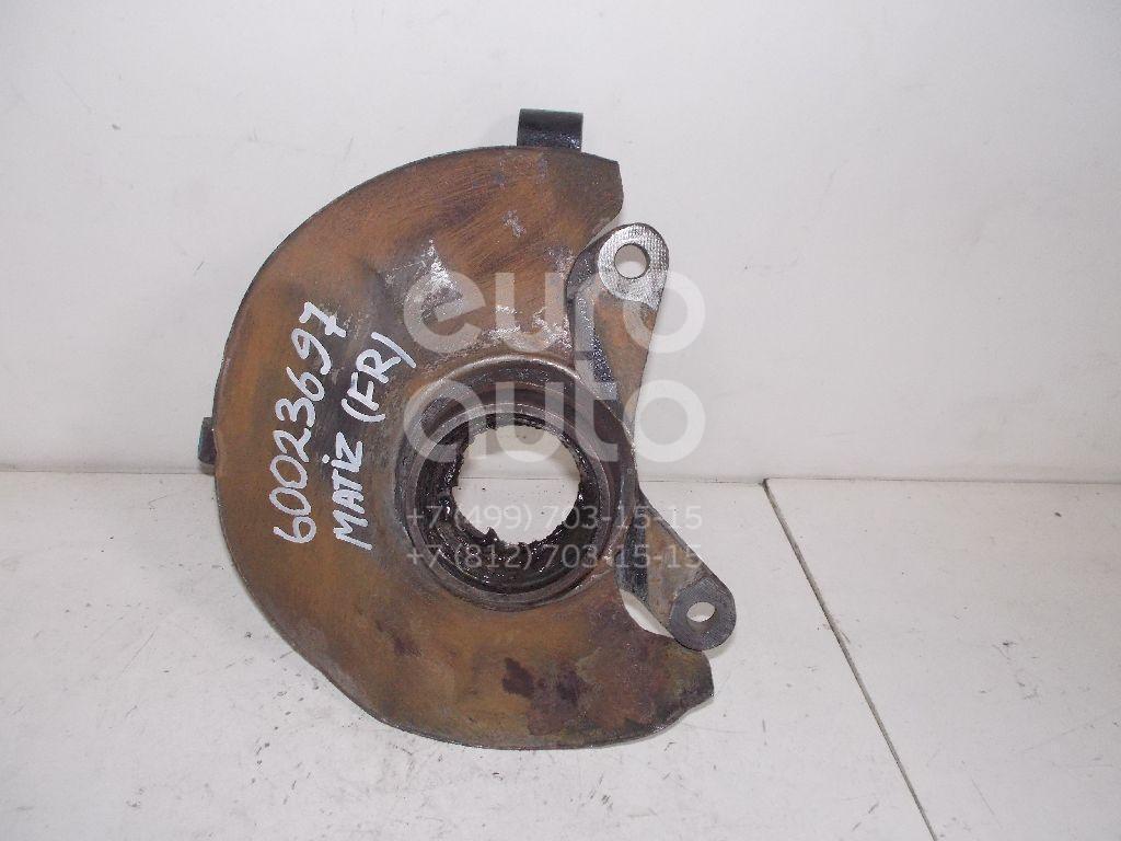 Кулак поворотный передний правый для Daewoo Matiz 2001>;Matiz (KLYA) 1998> - Фото №1