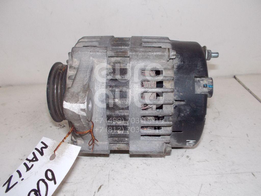 Генератор для Daewoo,Chevrolet Matiz (M100/M150) 1998-2015;Spark 2005-2010 - Фото №1