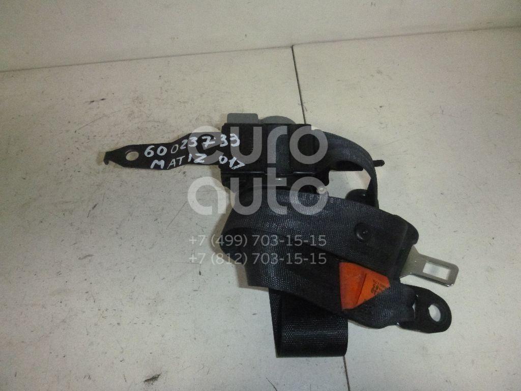 Ремень безопасности для Daewoo Matiz (M100/M150) 1998-2015 - Фото №1