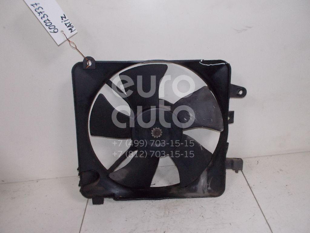Вентилятор радиатора для Daewoo Matiz 1998> - Фото №1
