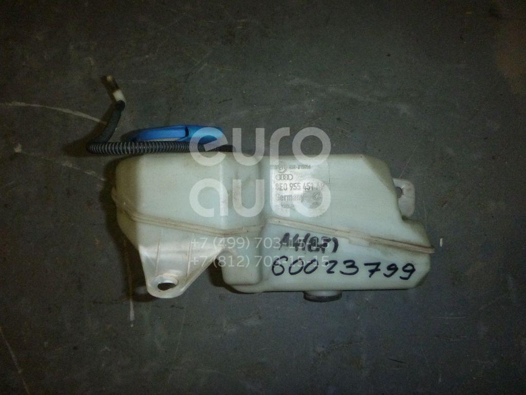 Бачок омывателя лобового стекла для Audi A4 [B7] 2005-2007;A4 [B6] 2000-2004 - Фото №1