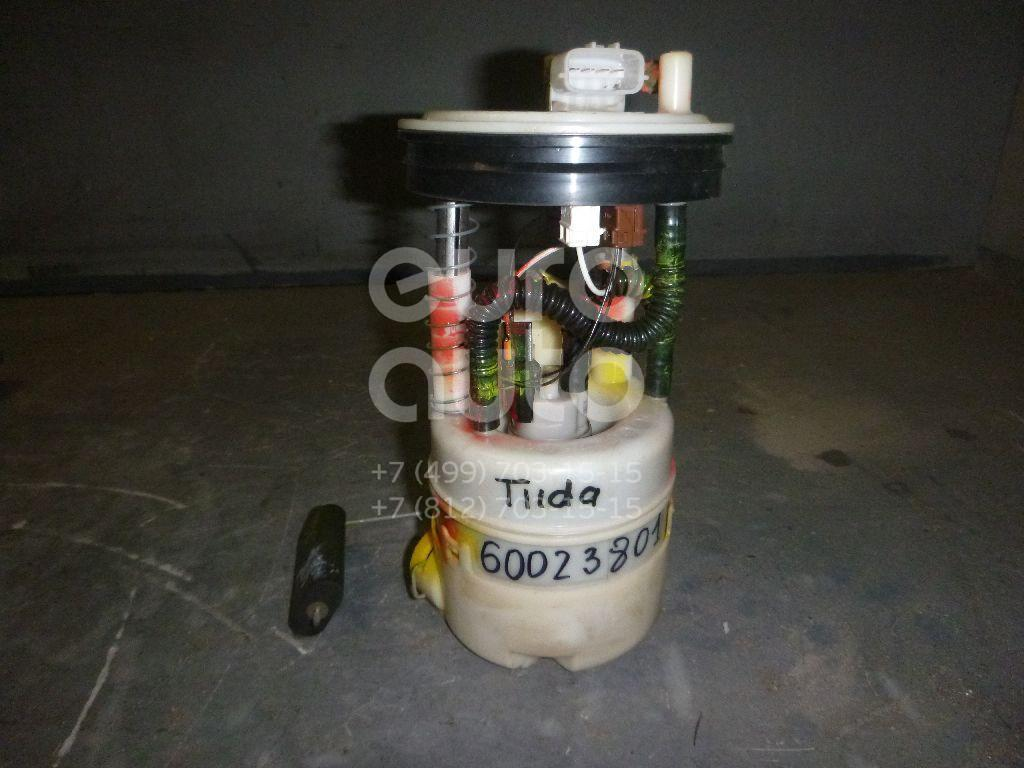 Насос топливный электрический для Nissan Tiida (C11) 2007-2014 - Фото №1