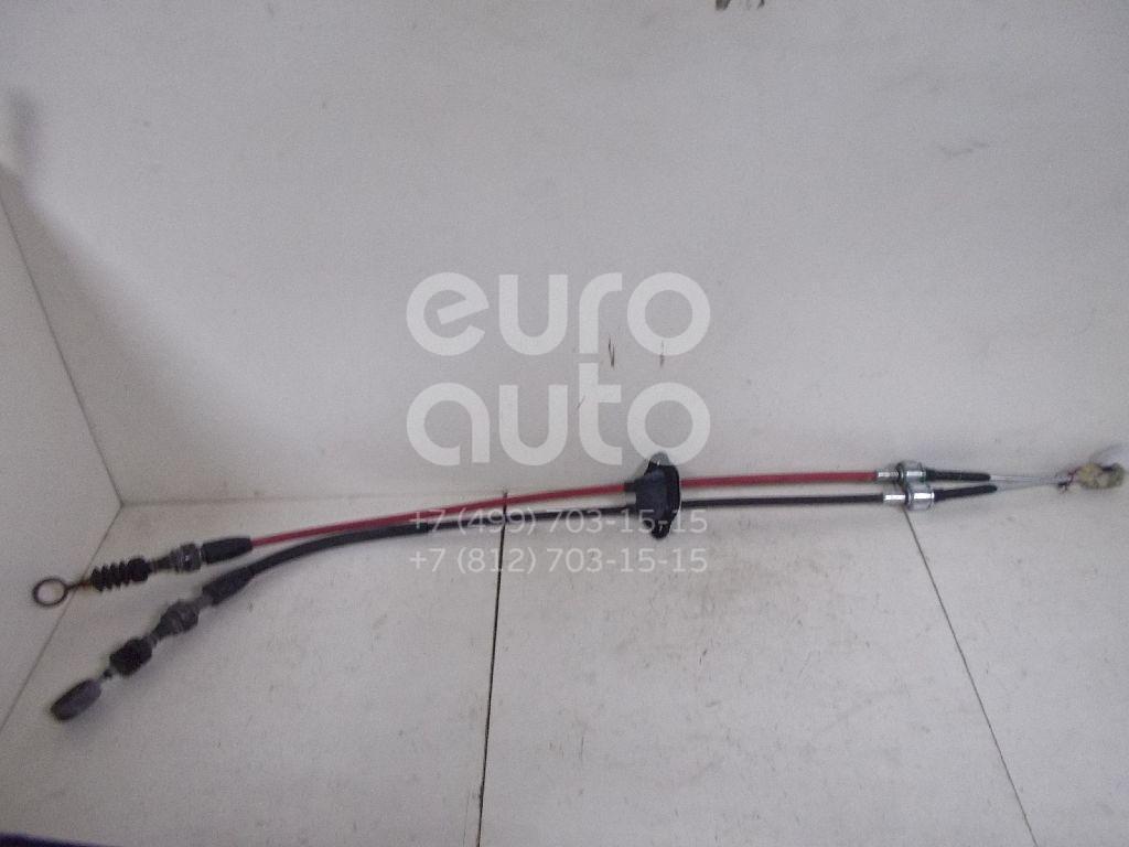 Трос КПП для Daewoo Matiz 2001> - Фото №1