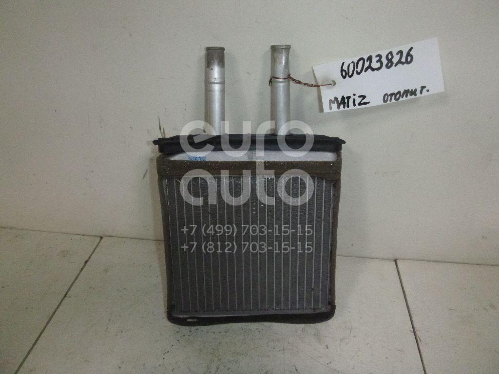 Радиатор отопителя для Daewoo Matiz 1998> - Фото №1