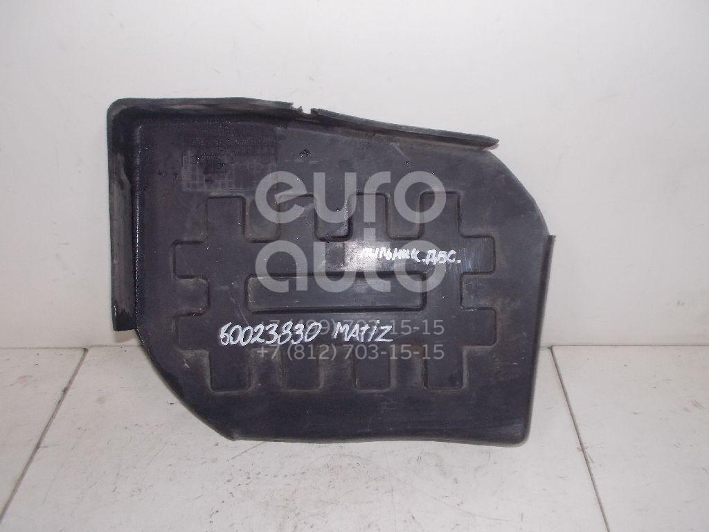 Пыльник двигателя боковой правый для Daewoo Matiz (M100/M150) 1998-2015 - Фото №1