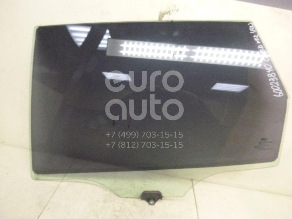 Стекло двери задней левой для Kia Ceed 2007- 2012 - Фото №1