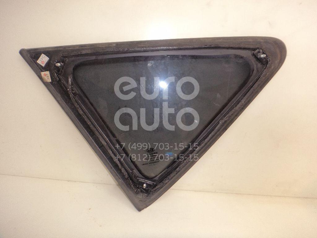 Стекло кузовное глухое правое для Kia Ceed 2007-2012 - Фото №1