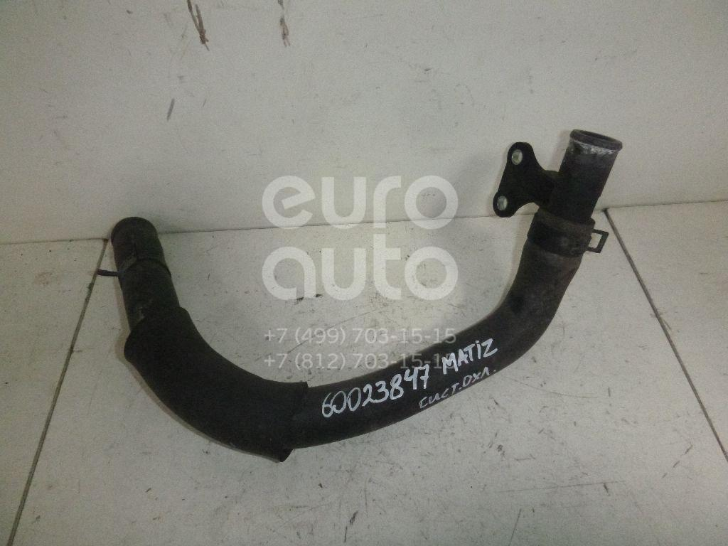Шланг системы охлаждения для Daewoo,Chevrolet Matiz (M100/M150) 1998-2015;Spark 2005-2010 - Фото №1