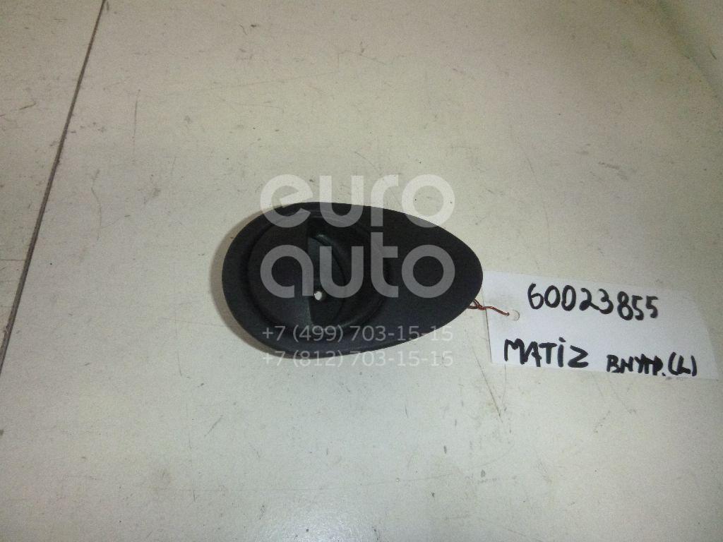 Ручка двери внутренняя левая для Daewoo Matiz 1998-2015 - Фото №1