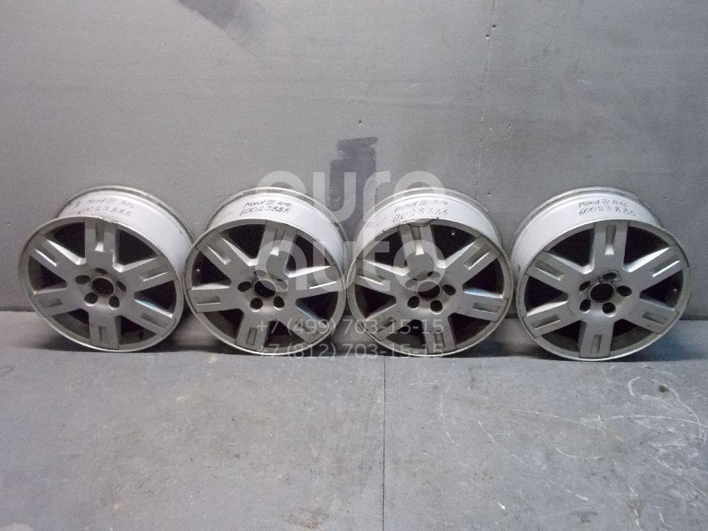 Диски колесные легкосплавные (к-кт) для Ford Mondeo III 2000-2007 - Фото №1