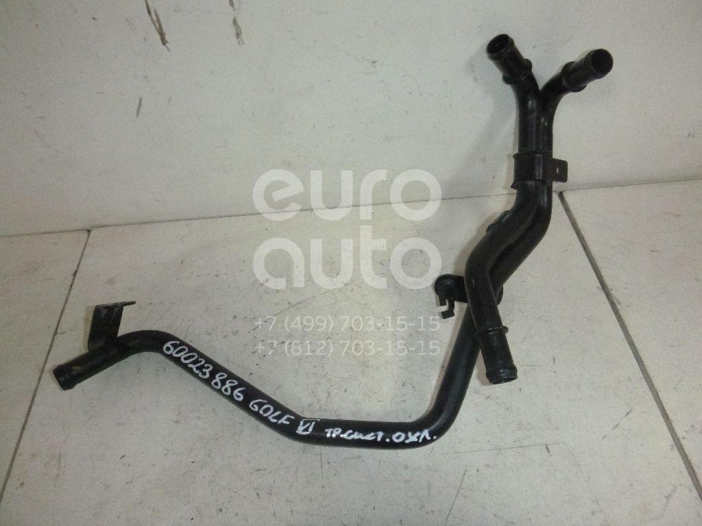 Трубка охлажд. жидкости металлическая для VW Golf VI 2009-2012;Tiguan 2011-2016 - Фото №1