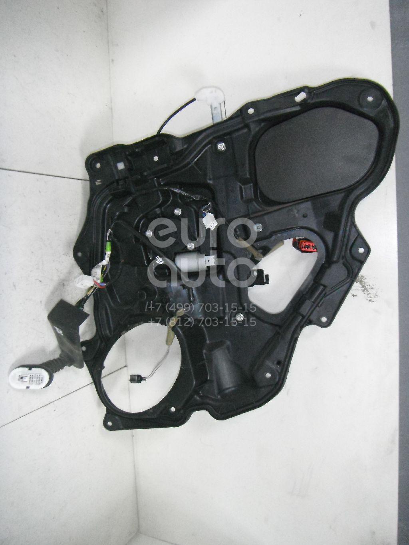 Стеклоподъемник электр. задний правый для Mazda Mazda 3 (BK) 2002-2009 - Фото №1