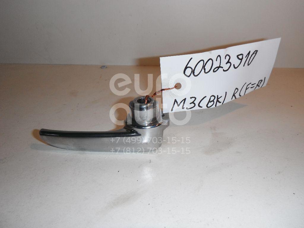 Ручка двери внутренняя правая для Mazda Mazda 3 (BK) 2002-2009 - Фото №1