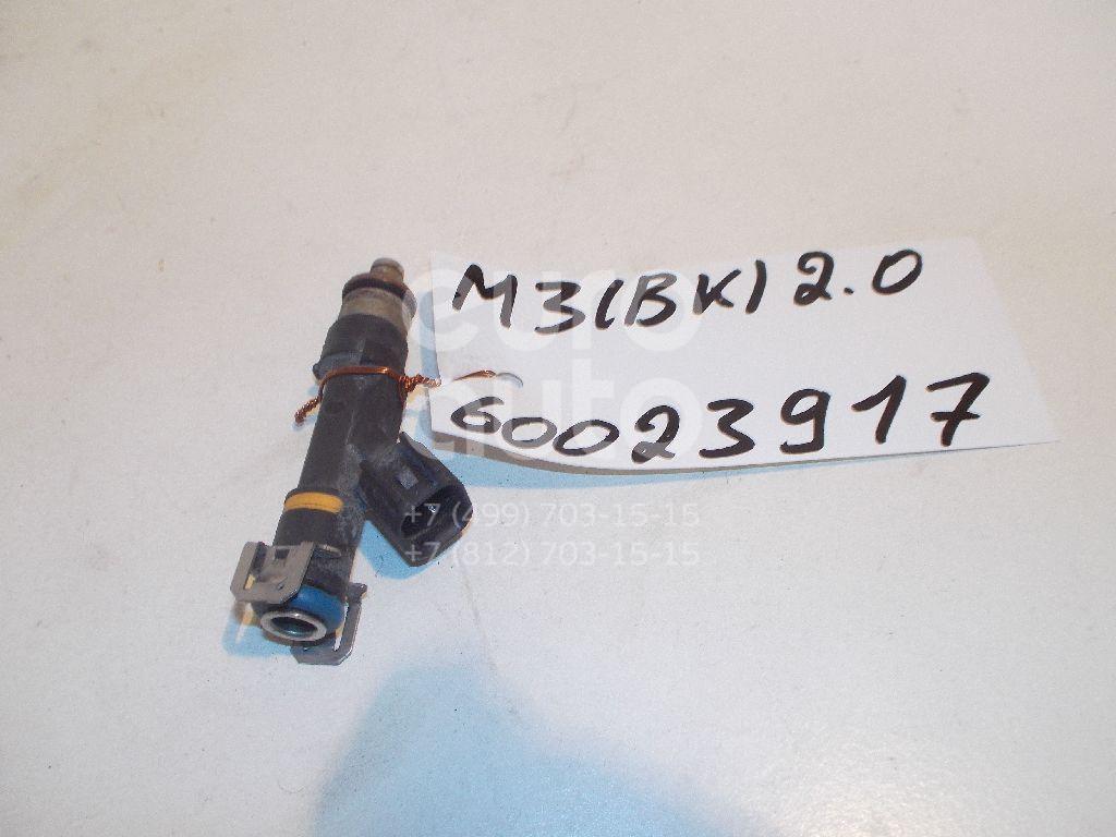 Форсунка инжекторная электрическая для Mazda Mazda 3 (BK) 2002-2009;Mazda 6 (GG) 2002-2007;MX-5 III (NC) 2005>;Mazda 6 (GH) 2007-2012 - Фото №1