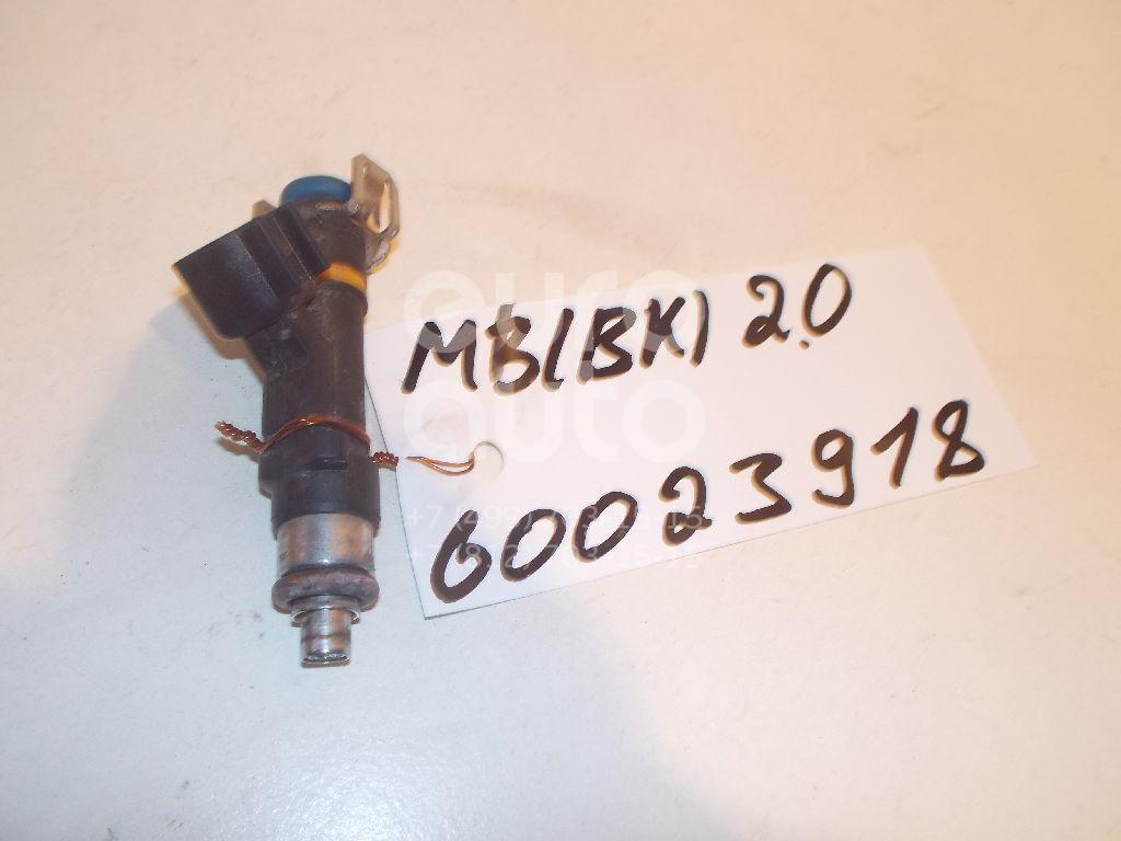 Форсунка инжекторная электрическая для Mazda Mazda 3 (BK) 2002-2009;Mazda 6 (GG) 2002-2007;MX-5 III (NC) 2005-2015;Mazda 6 (GH) 2007-2012 - Фото №1