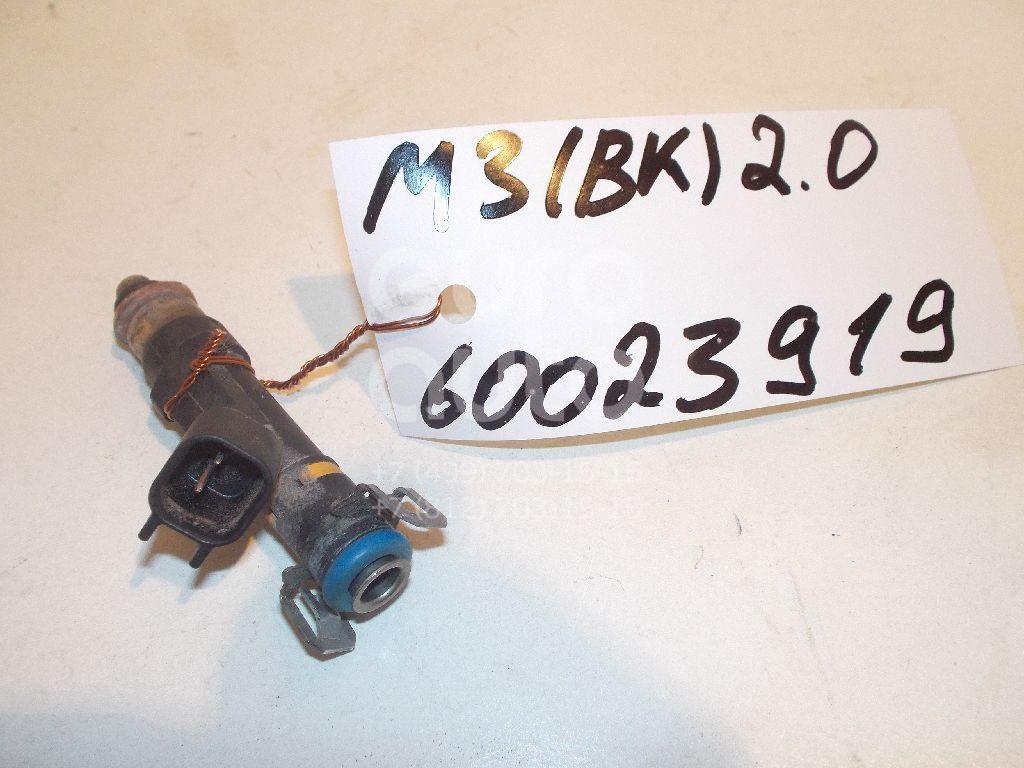 Форсунка инжекторная электрическая для Mazda Mazda 3 (BK) 2002-2009;Mazda 5 (CR) 2005-2010;Mazda 6 (GG) 2002-2007;MX-5 III (NC) 2005-2015;Mazda 6 (GH) 2007-2012;Mazda 3 (BL) 2009-2013;Mazda 5 (CW) 2010-2016 - Фото №1