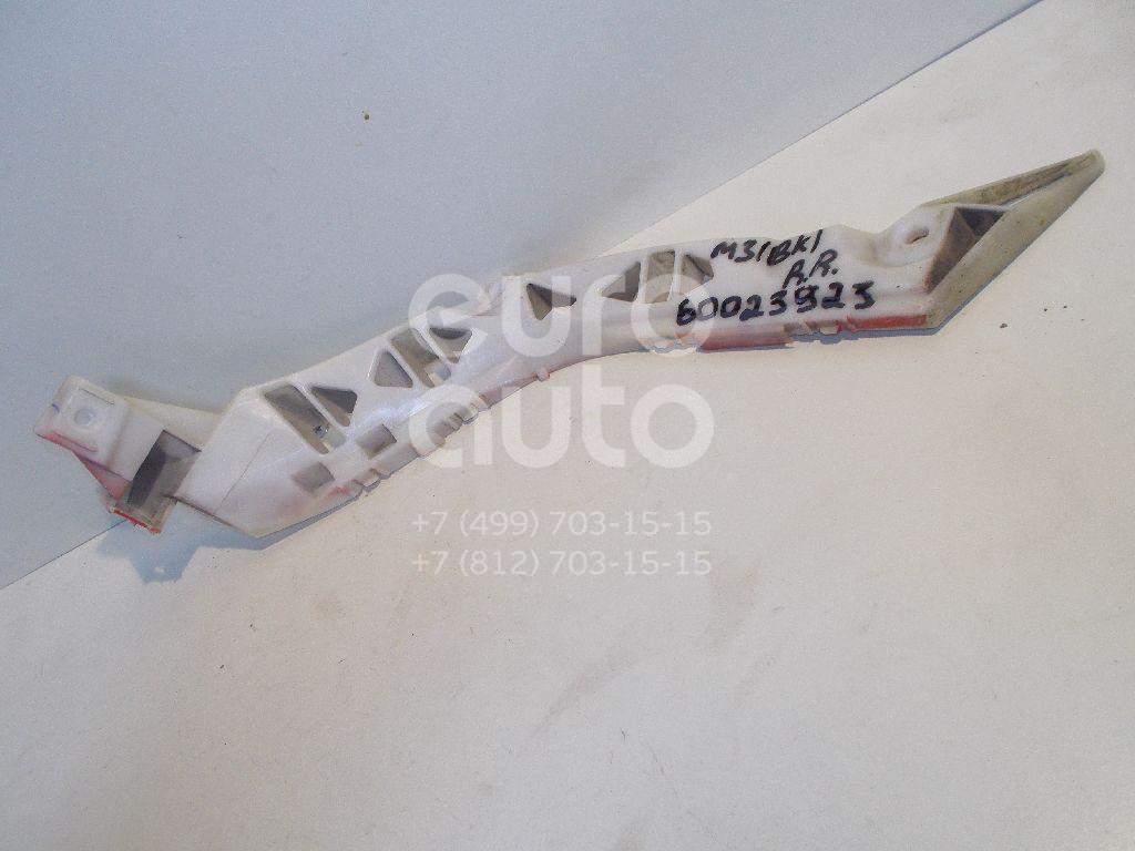 Направляющая заднего бампера правая для Mazda Mazda 3 (BK) 2002-2009 - Фото №1