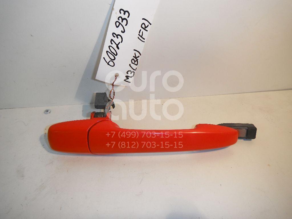 Ручка двери передней наружная правая для Mazda Mazda 3 (BK) 2002-2009 - Фото №1
