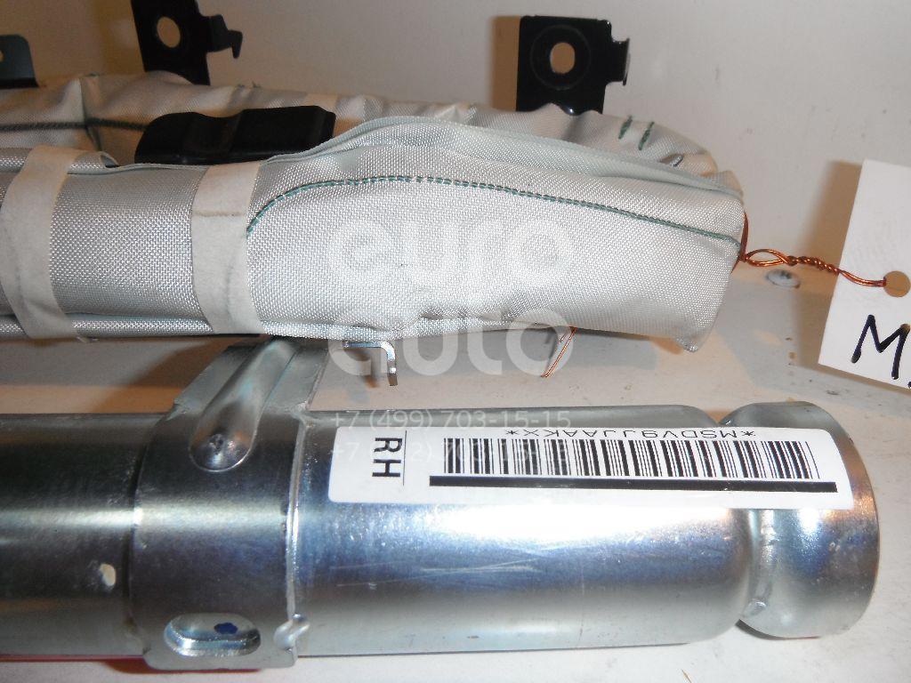Подушка безопасности боковая (шторка) для Mazda Mazda 3 (BK) 2002-2009 - Фото №1