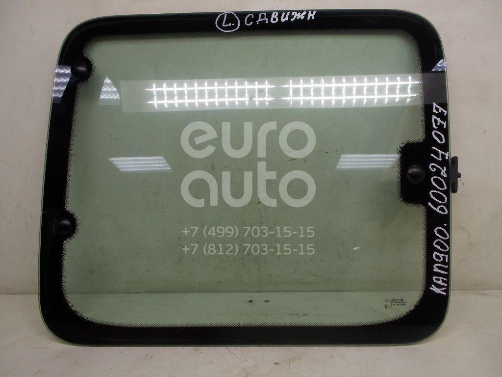 Стекло двери сдвижной для Renault Kangoo 2003-2007 - Фото №1