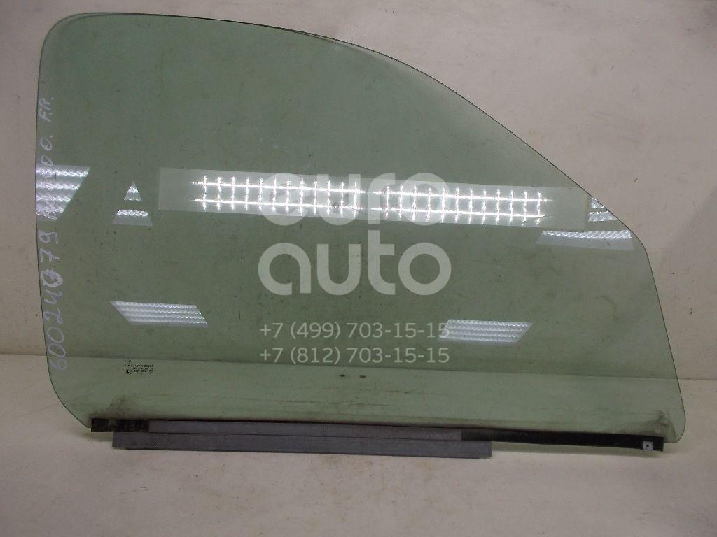 Стекло двери передней правой для Renault Kangoo 2003-2007 - Фото №1