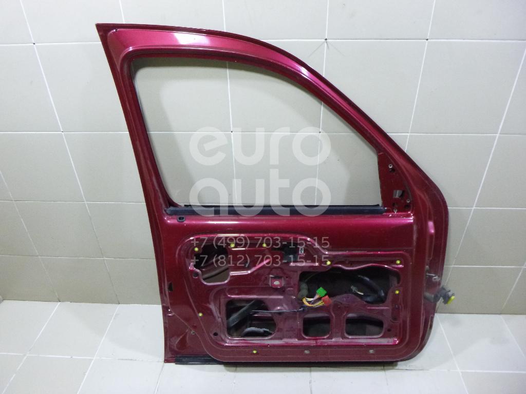 Дверь передняя левая для Renault Kangoo 2003-2008;Kangoo 1997-2003 - Фото №1
