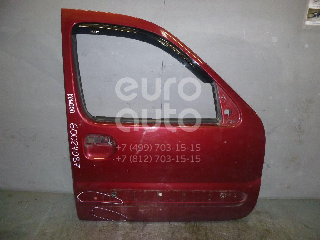 Дверь передняя правая для Renault Kangoo 2003-2007;Kangoo 1997-2003 - Фото №1