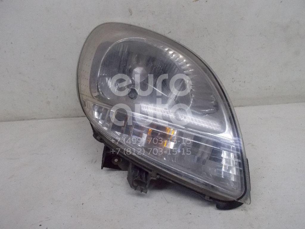 Фара правая для Renault Kangoo 2003-2008 - Фото №1