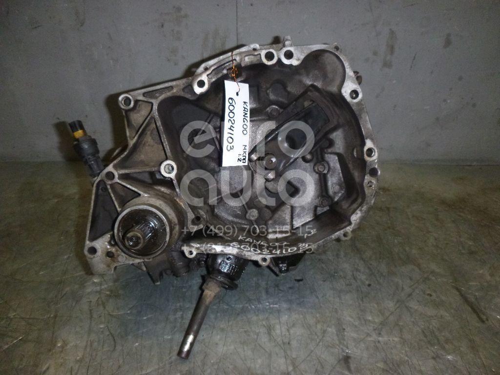 МКПП (механическая коробка переключения передач) для Renault Kangoo 2003-2008;Kangoo 1997-2003 - Фото №1