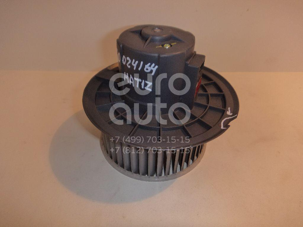 Моторчик отопителя для Daewoo Matiz 2001> - Фото №1