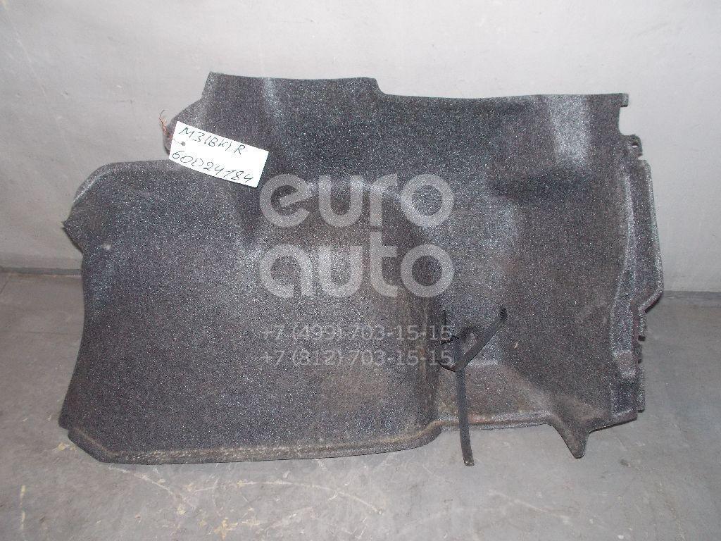 Обшивка багажника для Mazda Mazda 3 (BK) 2002-2009 - Фото №1
