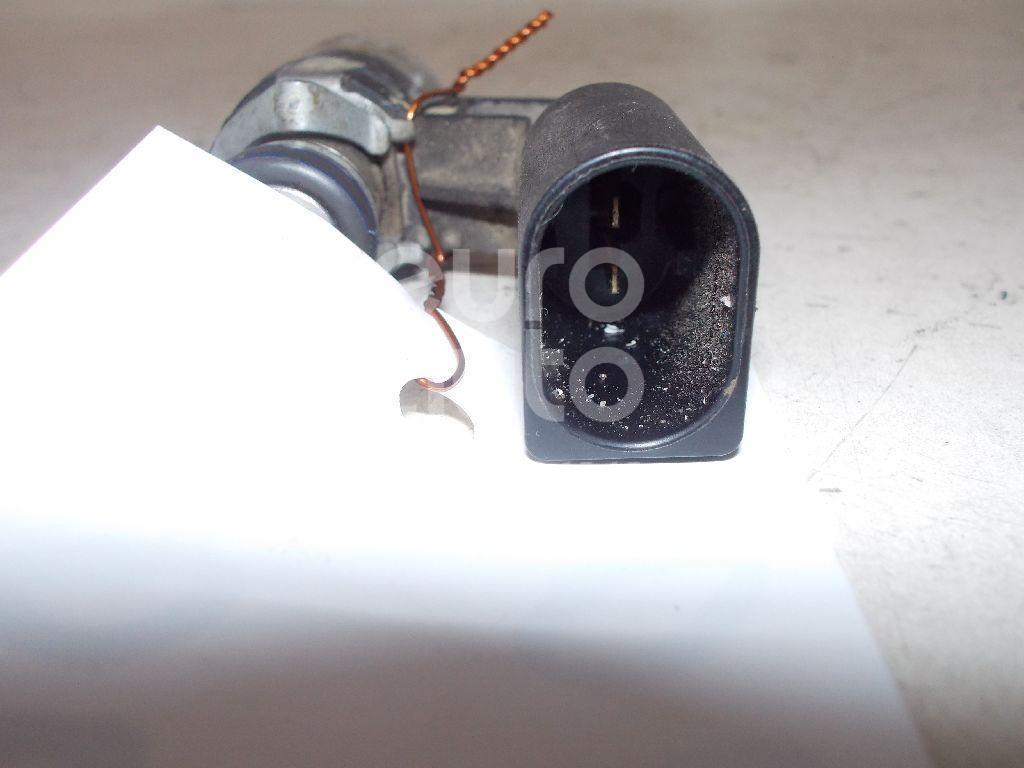 Форсунка инжекторная электрическая для VW,Audi,Skoda,Seat Golf VI 2009-2013;Golf V Plus 2005-2014;Passat [B6] 2005-2010;Golf V 2003-2009;A3 [8P1] 2003-2013;Jetta 2006-2011;Tiguan 2007-2011;Octavia (A5 1Z-) 2004-2013;Altea 2004-2015;Superb 2008-2015 - Фото №1