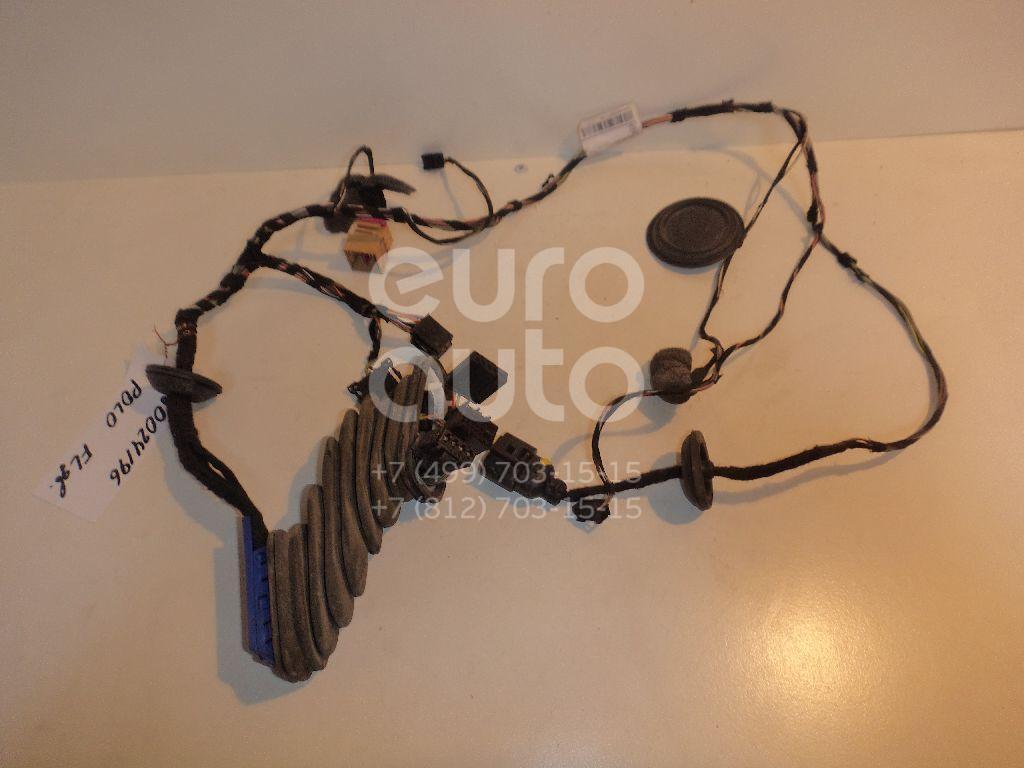Проводка (коса) для VW Polo 2001-2009 - Фото №1