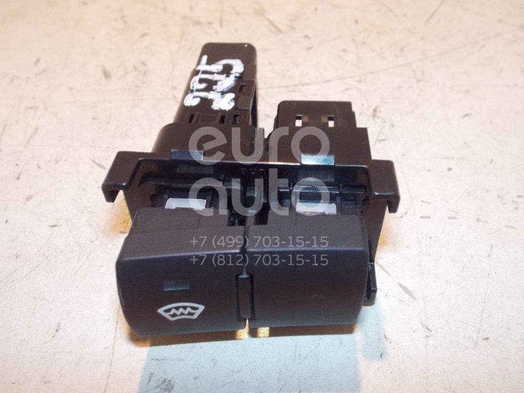 Кнопка обогрева переднего стекла для Kia Ceed 2007-2012 - Фото №1