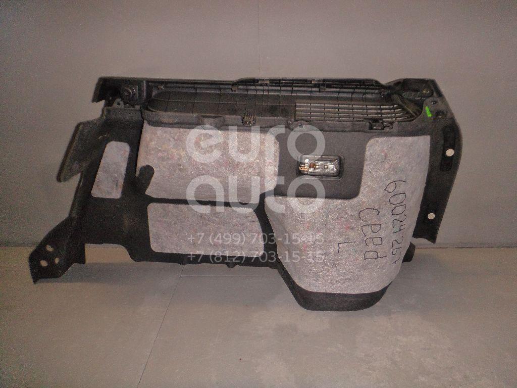 Обшивка багажника для Kia Ceed 2007-2012 - Фото №1