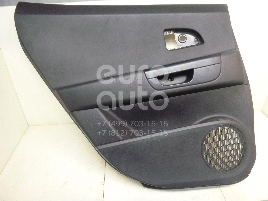Обшивка двери задней левой для Kia Ceed 2007-2012 - Фото №1