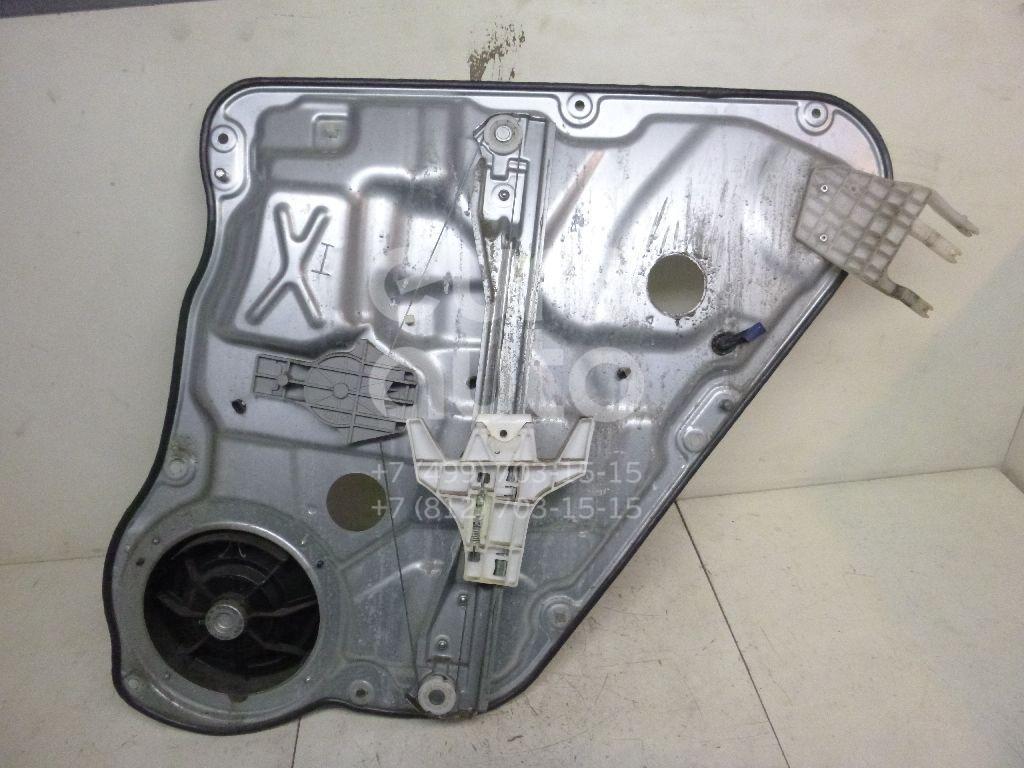 Стеклоподъемник электр. задний левый для Kia Ceed 2007-2012 - Фото №1