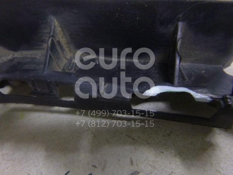 Кронштейн заднего бампера левый для VW Golf VI 2009-2013 - Фото №1