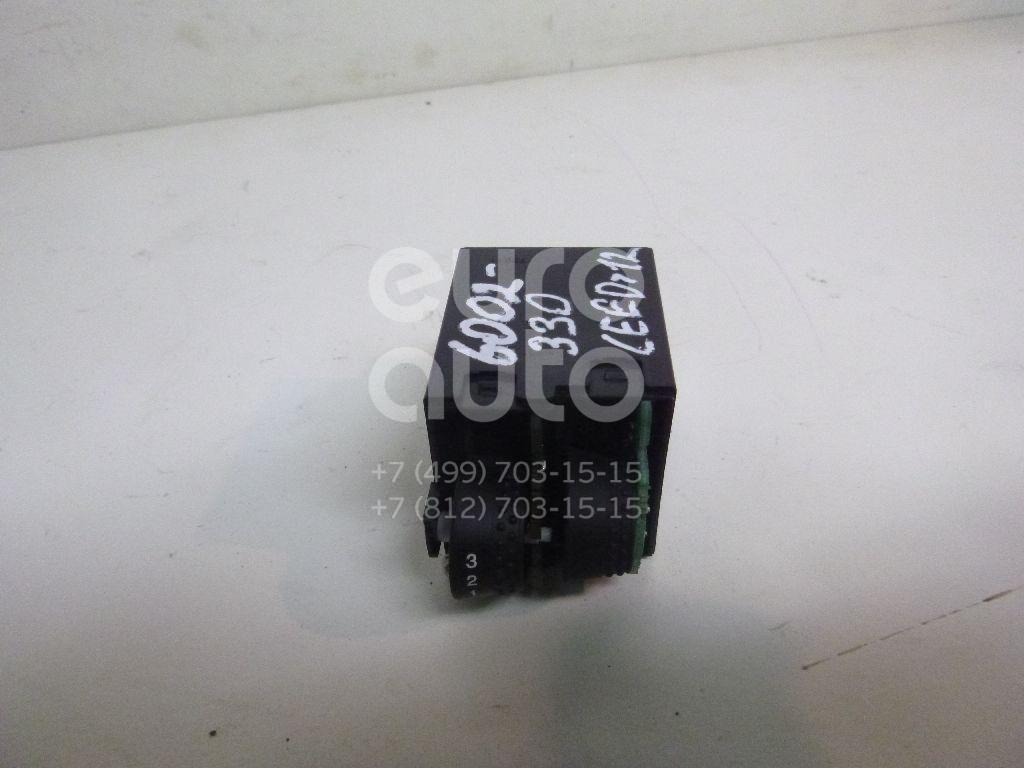 Кнопка корректора фар для Kia Ceed 2007- 2012 - Фото №1