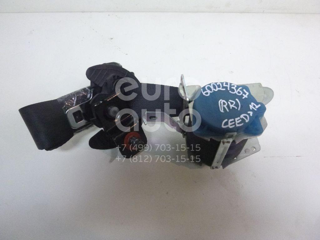 Ремень безопасности для Kia Ceed 2007- 2012 - Фото №1