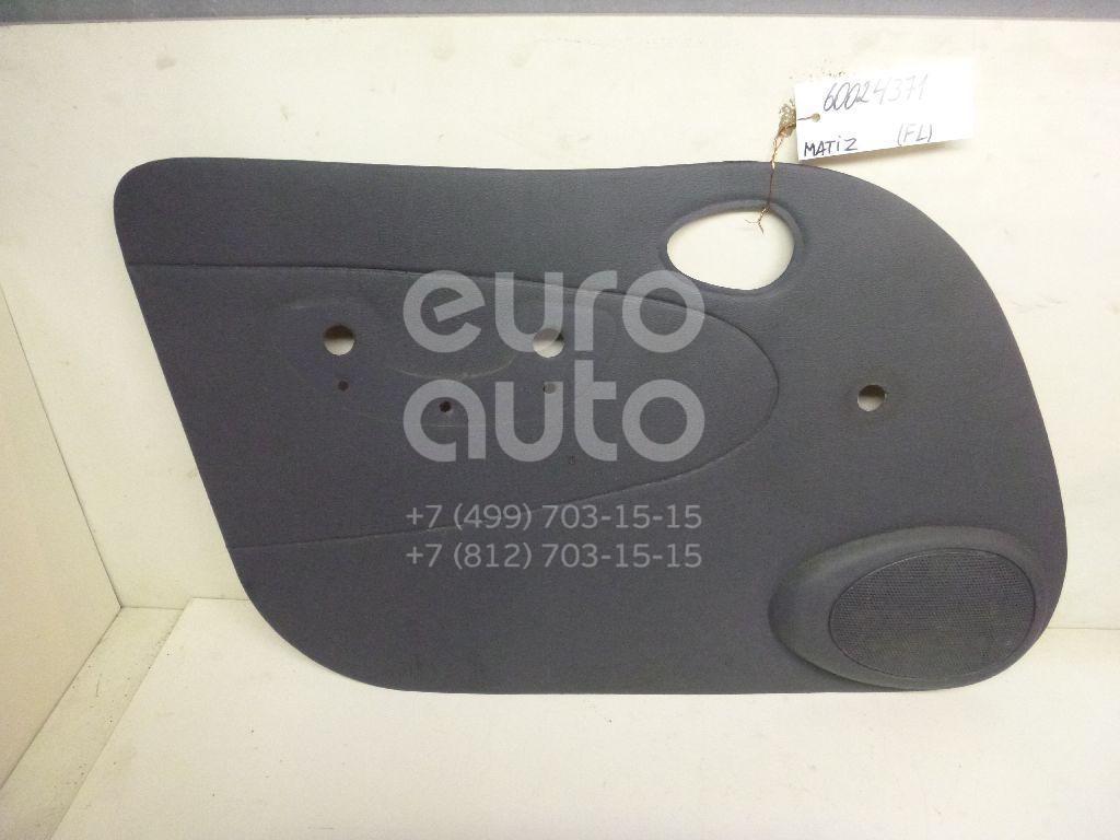 Обшивка двери передней левой для Daewoo Matiz 2001>;Matiz (KLYA) 1998> - Фото №1