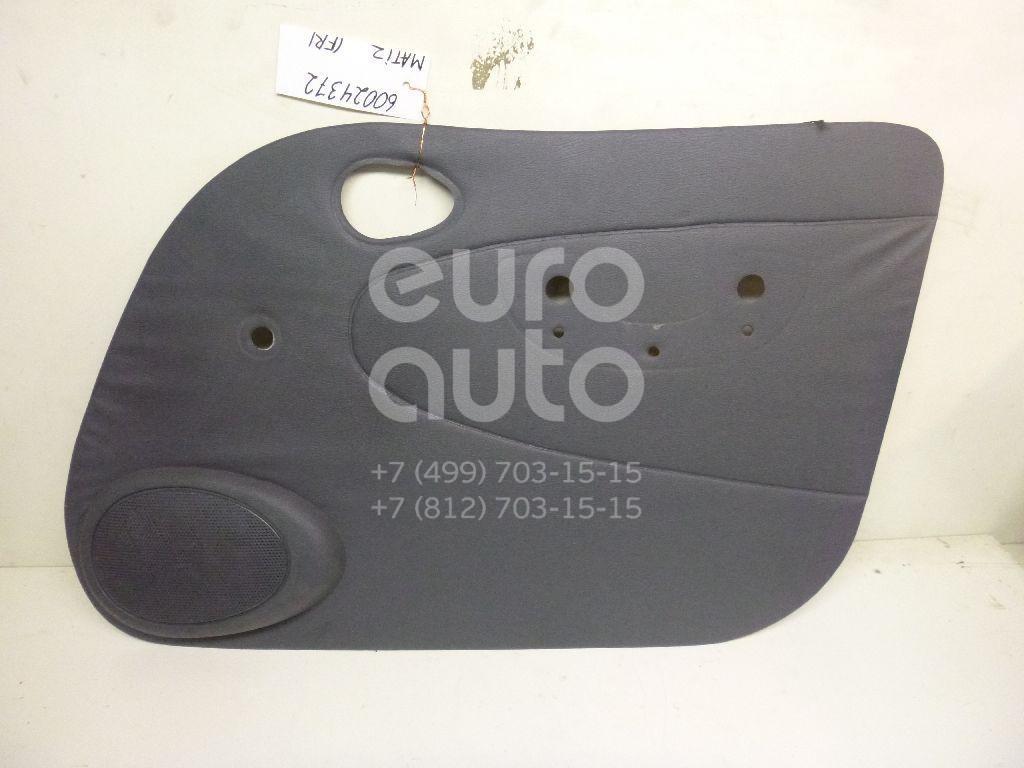 Обшивка двери передней правой для Daewoo Matiz 1998> - Фото №1