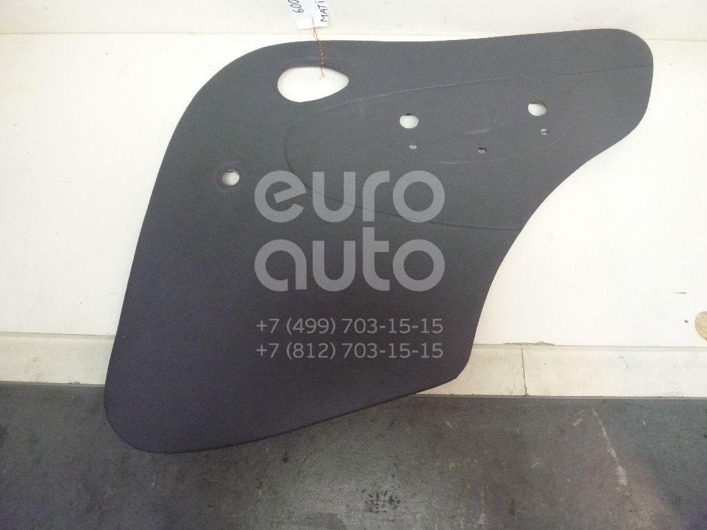 Обшивка двери задней правой для Daewoo Matiz (M100/M150) 1998-2015 - Фото №1
