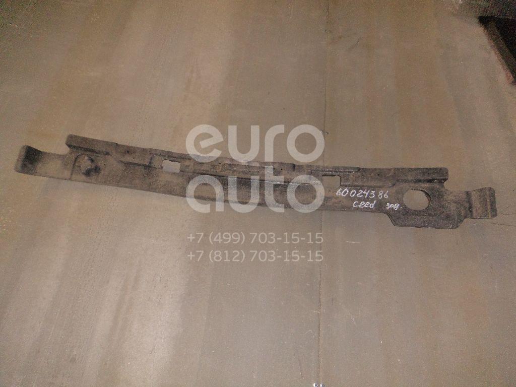 Наполнитель заднего бампера для Kia Ceed 2007- 2012 - Фото №1