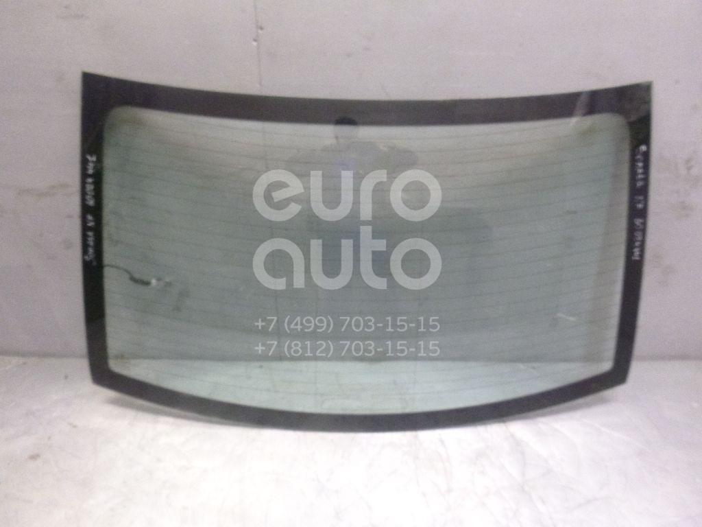 Стекло заднее для Hyundai Sonata V (NF) 2005-2010 - Фото №1