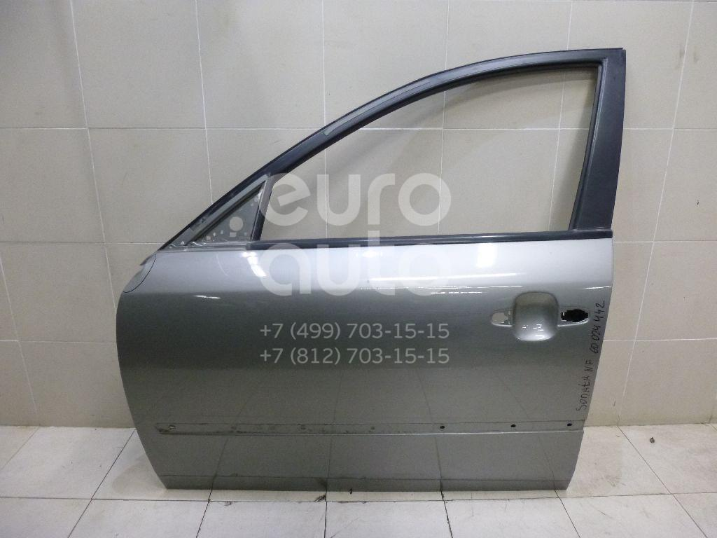 Дверь передняя левая для Hyundai Sonata V (NF) 2005-2010 - Фото №1