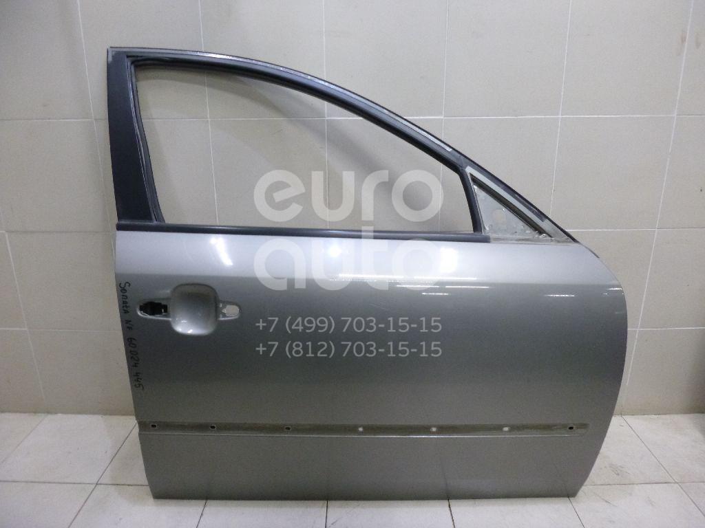 Дверь передняя правая для Hyundai Sonata V (NF) 2005-2010 - Фото №1